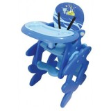 Scaun de masa Baby Mix 2 in 1 ocean