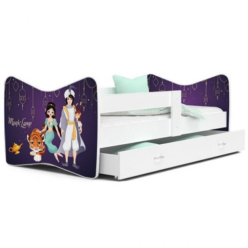 Patut MyKids Tomi 65 Magic Lamp 160x80