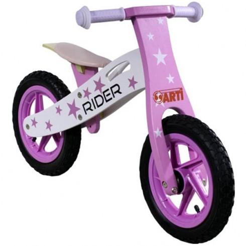 Bicicleta Arti Rider Star roz