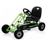 Go Kart Hauck Lightning Race Green