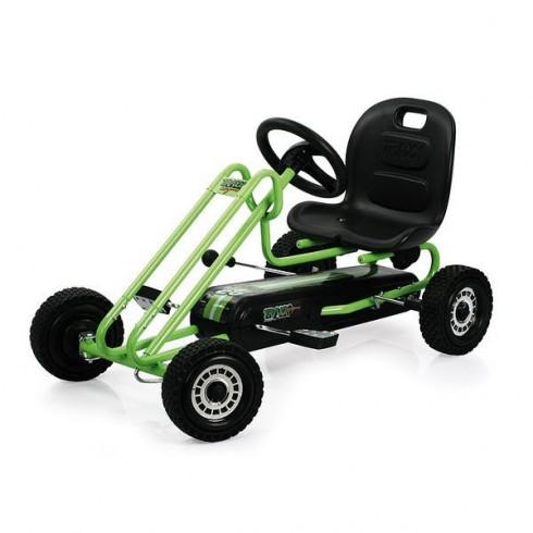 Go Kart Hauck green
