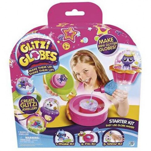 Jucarie Moose Glitzi Globes Starter Kit