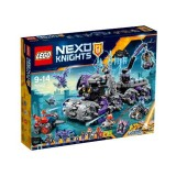 LEGO NEXO KNIGHTS Sediul Central al lui Jestro 70352