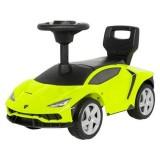 Masinuta de impins Ecotoys Lamborghini 3726A verde