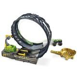 Pista de masini Hot Wheels by Mattel Monster Truck Provocare pe pista cu 2 masinute {WWWWWproduct_manufacturerWWWWW}ZZZZZ]