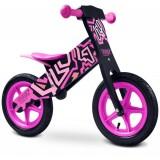Bicicleta fara pedale Toyz Zap pink