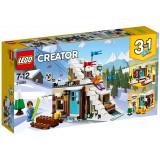 LEGO Vacanta de iarna modulara (31080) {WWWWWproduct_manufacturerWWWWW}ZZZZZ]