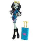 Papusa Monster High - Plimbarete NEW Frankie Stein {WWWWWproduct_manufacturerWWWWW}ZZZZZ]