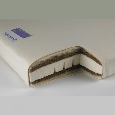Saltea Naturalmat latex organic 70x140