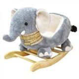 Scaunel balansoar Bino Elefant