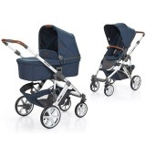 Carucior ABC Design Salsa 4 2 in 1 admiral