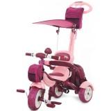 Tricicleta MyKids Happy Trip KR03B roz