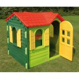 Casuta pentru copii Little Tikes Evergreen 440S verde