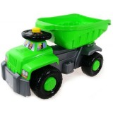 Camion basculant Super Plastic Toys Carrier green