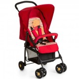Carucior Hauck Pooh Spring Brights red