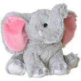 Jucarie de plus BP Plush pentru microunde Elefant