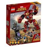 LEGO Marvel Super Heroes Distrugerea Hulkbuster 76104