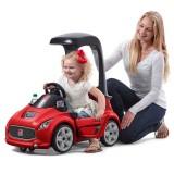 Masinuta Step2 Turbo Coupe Foot-To-Floor rosu