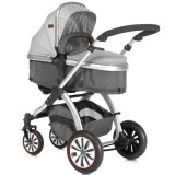 Carucior Lorelli Aurora 2 in 1 grey Travelling
