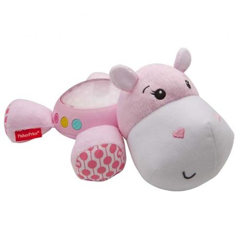 Lampa de veghe plus Fisher Price by Mattel Newborn Hipopotam roz {WWWWWproduct_manufacturerWWWWW}ZZZZZ]