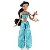 Papusa Disney Printesa Jasmine cu animal de companie