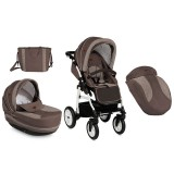 Carucior Bertoni - Lorelli Kara Air 2 in 1 brown