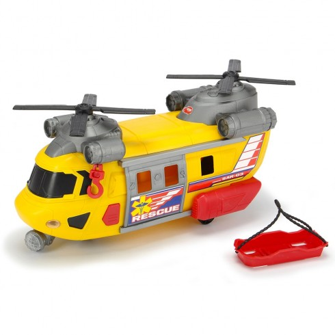 Jucarie Dickie Toys Elicopter de salvare Rescue Helicopter SAR-03 {WWWWWproduct_manufacturerWWWWW}ZZZZZ]