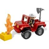 LEGO Duplo - Pompier Sef