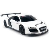 Masinuta Rastar Audi R8 1:24 alb
