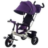 Tricicleta cu copertina Eurobaby T306f violet