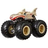 Masina Hot Wheels by Mattel Monster Trucks Leopard Shark {WWWWWproduct_manufacturerWWWWW}ZZZZZ]