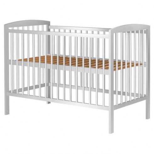 Patut copii din lemn Hubners Anzel 120x60 cm alb {WWWWWproduct_manufacturerWWWWW}ZZZZZ]