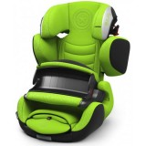 Scaun auto Kiddy Guardianfix 3 cu sistem Isofix lizard green