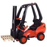 Stivuitor cu pedale Big Linde Forklift {WWWWWproduct_manufacturerWWWWW}ZZZZZ]