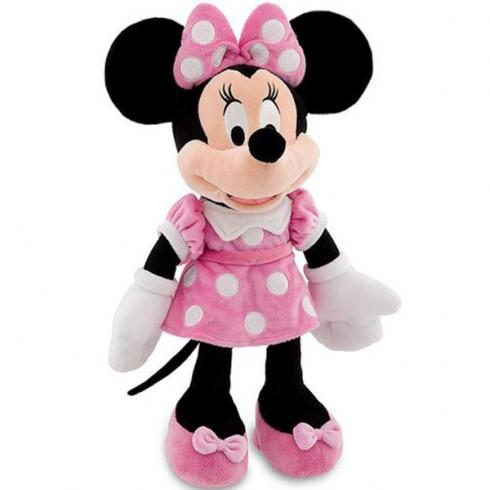 Jucarie de plus Disney Minnie Mouse 42 cm
