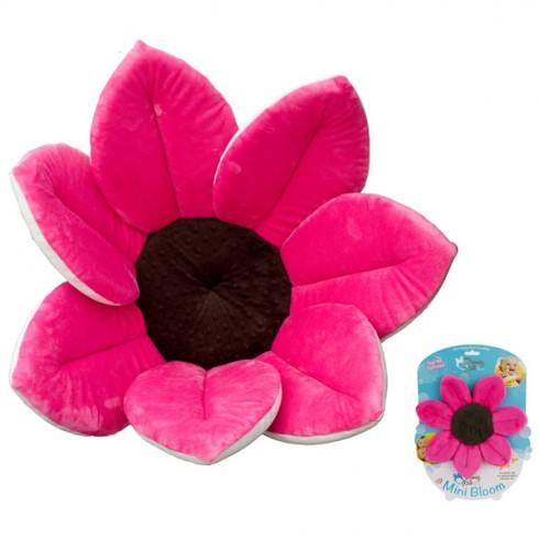 Cadita de plus Blooming Bath si buretel roz