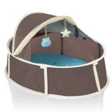 Cort anti-uv Babymoov Little Babyni 2 in 1 brown