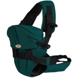 Marsupiu Cangaroo Carry-Go verde inchis