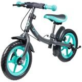 Bicicleta fara pedale Lionelo Dan Plus turquoise