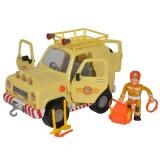 Masina Simba Fireman Sam, Sam Mountain 4x4 cu 1 figurina si accesorii {WWWWWproduct_manufacturerWWWWW}ZZZZZ]