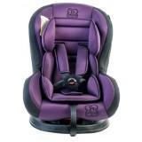 Scaun auto BabyGo Tojo purple