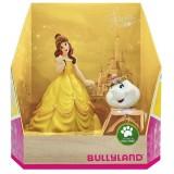 Set 2 figurine Bullyland Frumoasa si Bestia
