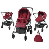Carucior Bebe Confort Trio Streety Next robin red