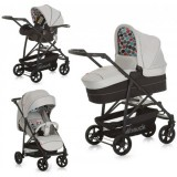 Carucior Fisher Price Toronto 4 FP Gumball 3 in 1 grey