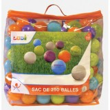Set Ludi 250 bile multicolore