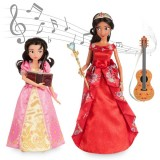 Set papusi Disney Elena din Avalor muzicala si Isabel