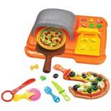 Set Simba Art and Fun Pizza Dough cu 14 accesorii