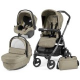 Carucior Peg Perego Book Plus 51 S Black Sportivo Geo beige 3 in 1