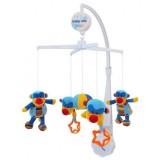 Carusel muzical Baby Mix Monkeys
