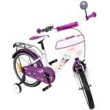 Bicicleta MyKids Toma Princess 18 violet